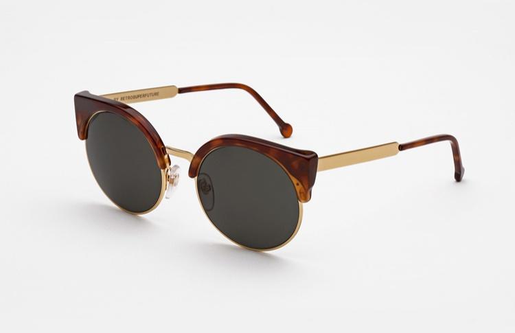 Специальные цены на солнечные очки в интернет-магазине Retrosuperfuture