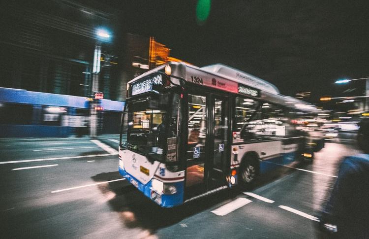 В российской столице хотят установить Wi-Fi иUSB-розетки вавтобусы частников
