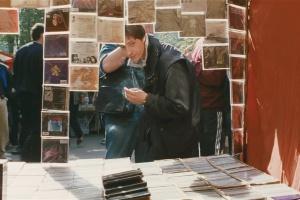 Рок, толкучка, VHS: краткая история легендарной Горбушки