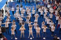 VII форум-выставка «Москвичам — здоровый образ жизни»