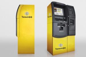 «Тинькофф банк» официально запустил собственную сеть банкоматов