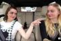 Вышел трейлер «Carpool Karaoke» с сестрами Старк