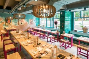 Открытия лета: «Жеральдин», 15/17 Bar & Grill и еще семь новых ресторанов