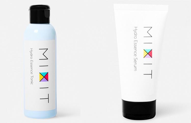 MIXIТ представляет коллекцию Hydro Essencе - увлажняющие средства для кожи лица