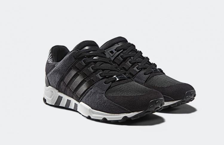 Старт продаж новых кроссовок Adidas EQT и возможность получить их бесплатно