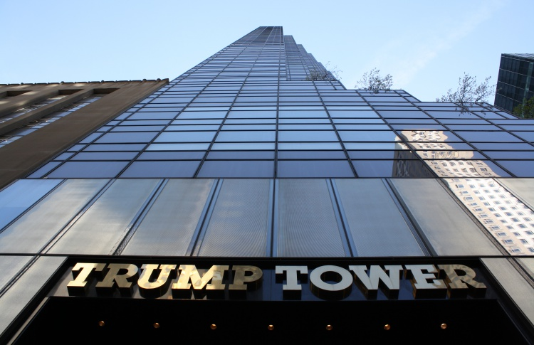 Дональд Трамп собирался построить небоскреб в Москве