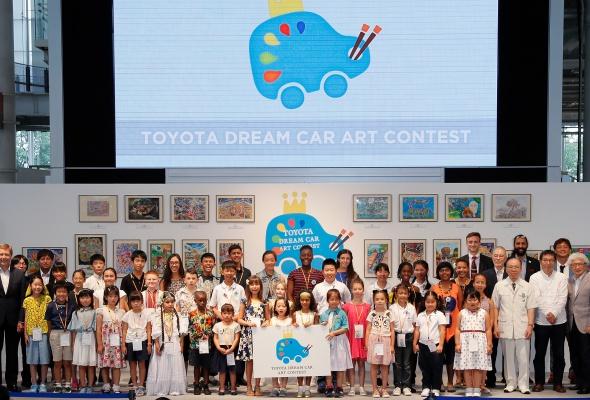 Toyota «Автомобиль мечты – 2017»: Россия — дважды призер за три года участия в глобальном конкурсе - Фото №3