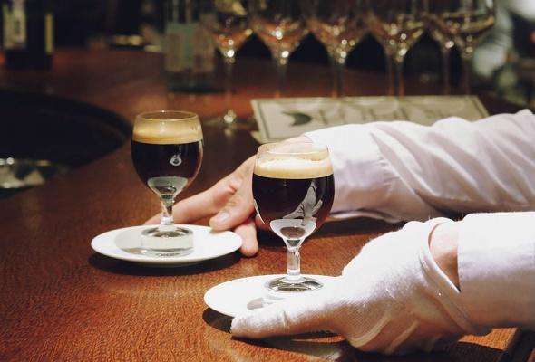 Мауро Колагреко и Игорь Гришечкин представили специальное блюдо в паре с кофе Nespresso на закрытом ужине в ресторане Кококо - Фото №3