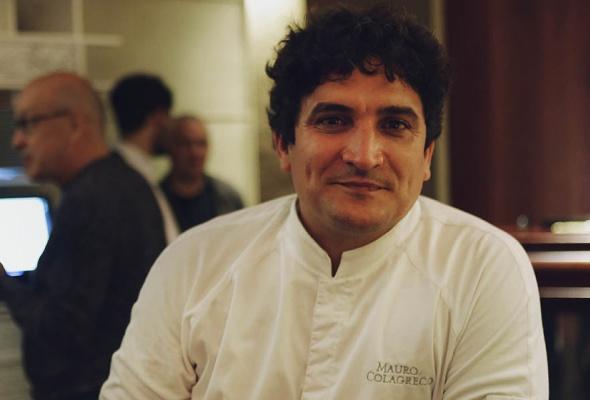 Мауро Колагреко и Игорь Гришечкин представили специальное блюдо в паре с кофе Nespresso на закрытом ужине в ресторане Кококо - Фото №2