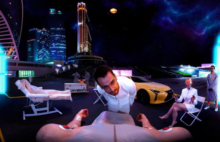 Театр в виртуальной реальности: как устроен спектакль «Клетка с попугаями»