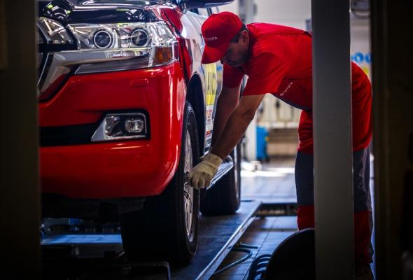 Арифметика надежности на «Шелковом пути»: 23 внедорожника Toyota, 250000 км и 0 поломок - Фото №2