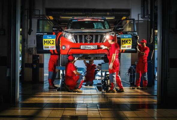 Арифметика надежности на «Шелковом пути»: 23 внедорожника Toyota, 250000 км и 0 поломок - Фото №0