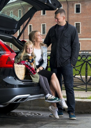 Гид по выходным с новым Volvo V90 Cross Country
