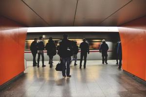 В день города московское метро будет работать круглосуточно