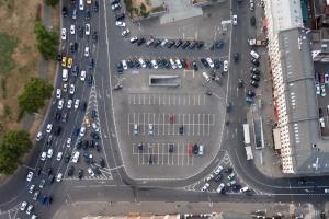 На Славянской площади откроется транспорт хаб «Китай-город»