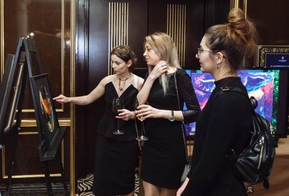 5 сентября в отеле St. Regis Никольская состоялся арт-вечер - Фото №4