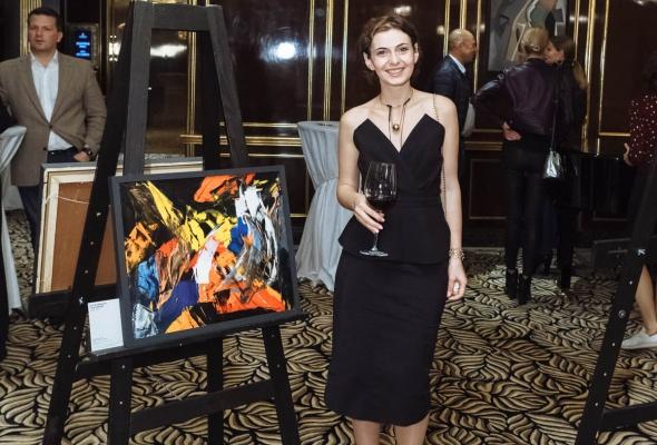 5 сентября в отеле St. Regis Никольская состоялся арт-вечер - Фото №3