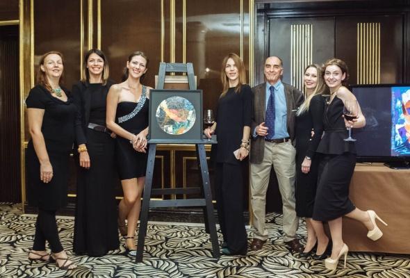 5 сентября в отеле St. Regis Никольская состоялся арт-вечер - Фото №0