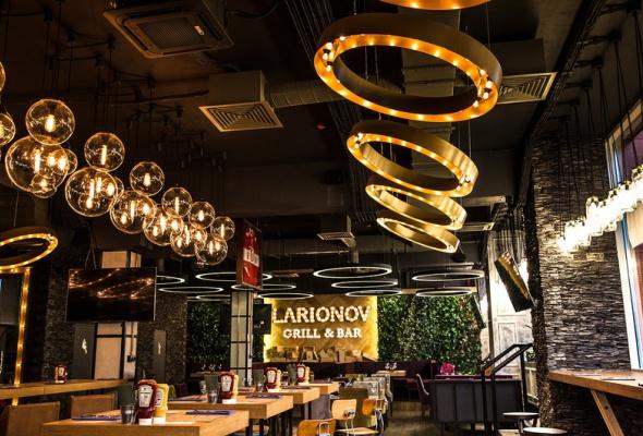 Larionov grill-bar - Фото №3