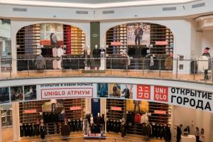 Как выглядит новый магазин Uniqlo в «Атриуме»