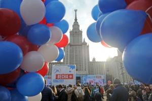 Муниципалитеты Москвы потратили на праздники 869 млн рублей
