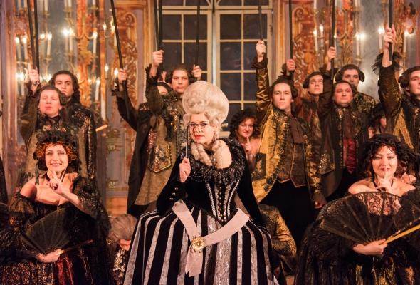 Опера «Царица» в «Геликон-опере» - Фото №2