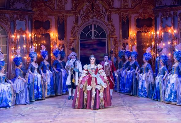Опера «Царица» в «Геликон-опере» - Фото №0