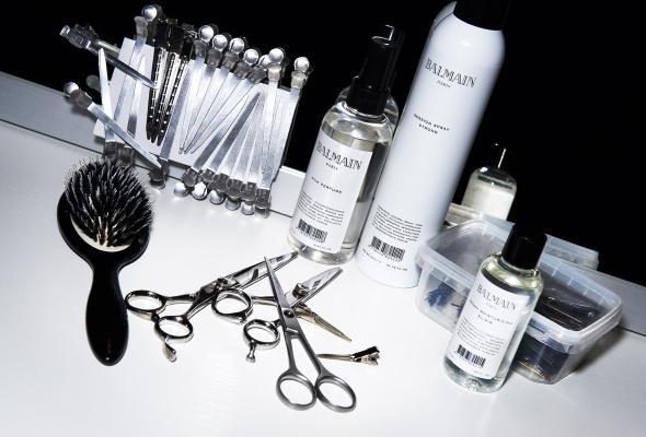 Впервые в России: запуск Balmain Hair Couture - Фото №5