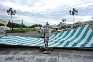 Синоптики предупредили об урагане в Москве