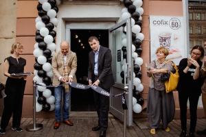 Международная сеть Cofix открыла первую кофейню в Петербурге