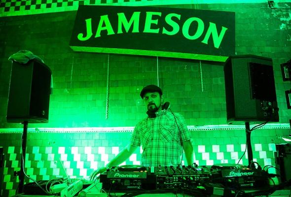 Легендарная вечеринка Jameson Block Party вернулась в Москву! - Фото №5