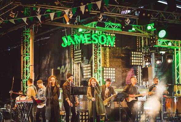 Легендарная вечеринка Jameson Block Party вернулась в Москву! - Фото №0
