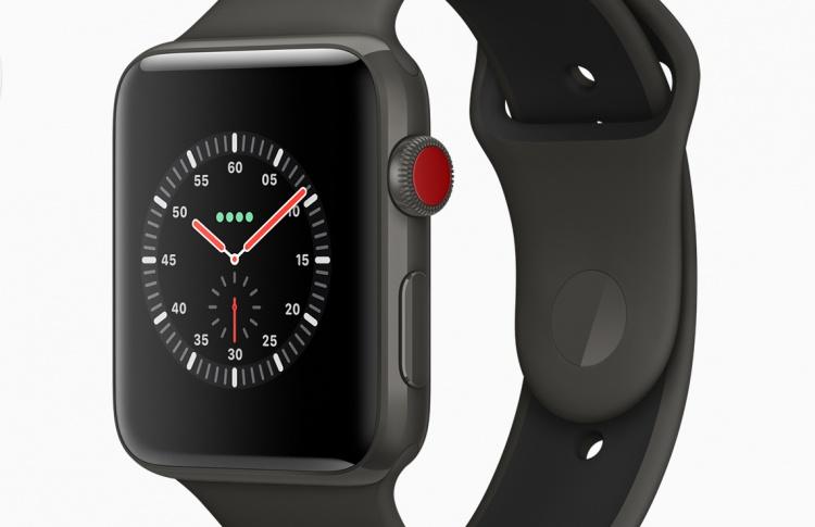 Apple Watch подешевели в России на 10%