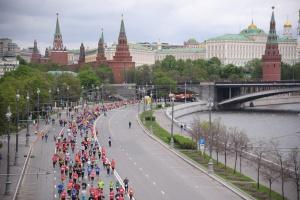 В воскресенье центр Москвы перекроют из-за осеннего марафона