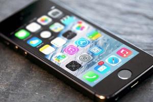 В России перестанут продавать iPhone 5s