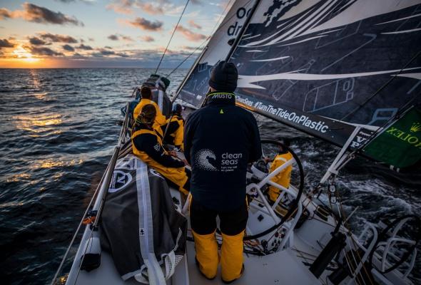 Кругосветная регата Volvo Ocean Race 2017/18 стартует в октябре из Аликанте - Фото №1
