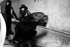 Открытие магазина модной одежды Track
