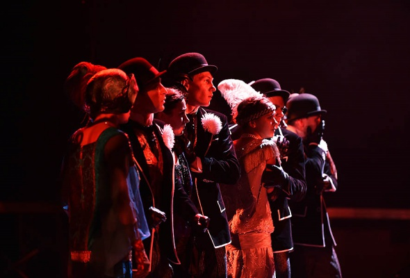 Театр «Русская песня» готовит подарок Москве - Фото №2
