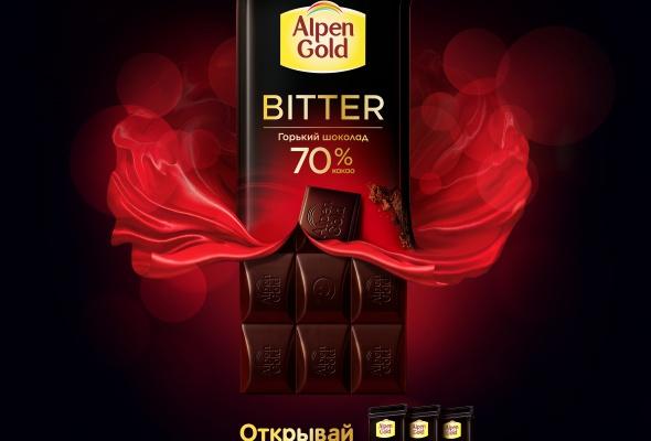 Открывай радости тёмного шоколада с новым Alpen Gold - Фото №4