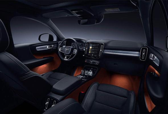 Новый XC40 расширяет линейку Volvo в быстрорастущем сегменте премиальных кроссоверов - Фото №3