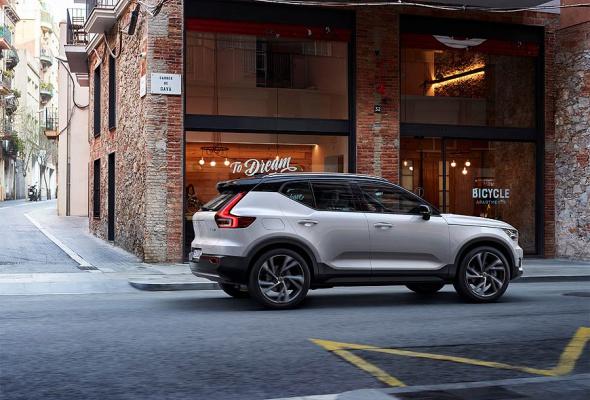 Новый XC40 расширяет линейку Volvo в быстрорастущем сегменте премиальных кроссоверов - Фото №1