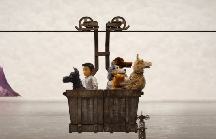 Вышел первый трейлер анимационного фильма «Собачий остров»