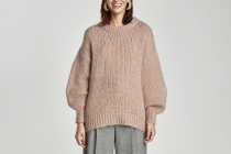 8 объемных свитеров на осень и зиму