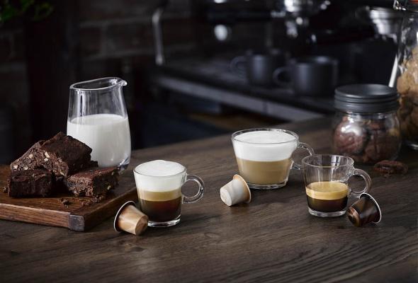Откройте в себе талант бариста с новой лимитированной коллекцией от Nespresso  - Фото №1
