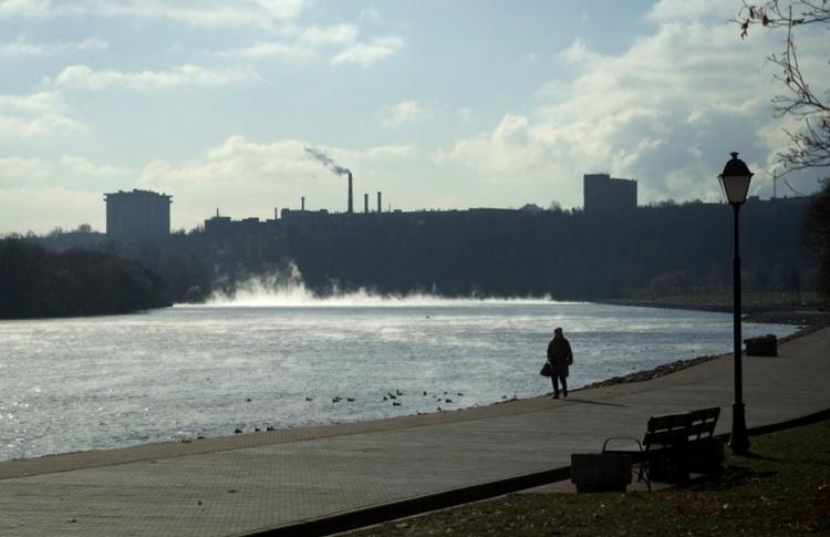 В конце недели в Москву придут заморозки