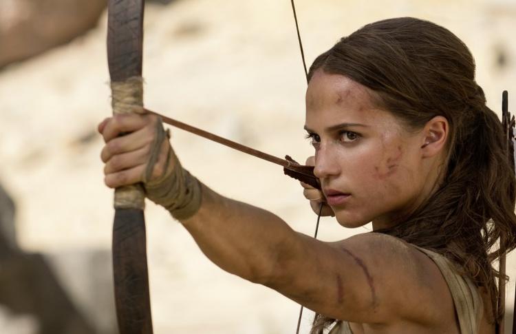 25 трейлеров недели: новая «Лара Крофт», сиквел «Джуманджи» и другие