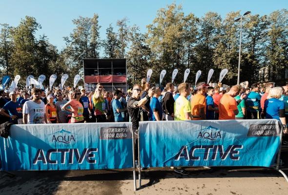 Московский марафон в ритме Active - Фото №2