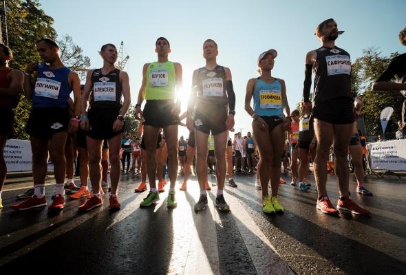 Московский марафон в ритме Active - Фото №0