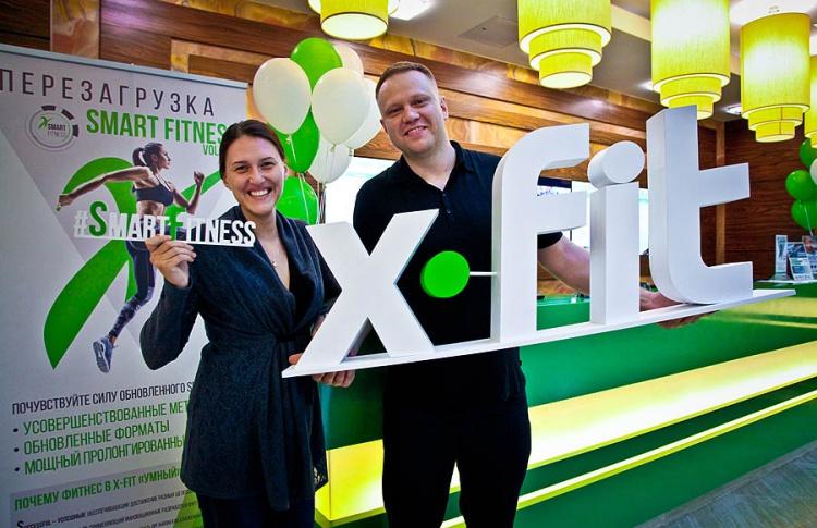 Глобальная перезагрузка: X-Fit запустил обновленную систему тренировок Smart Fitness vol. 2.0