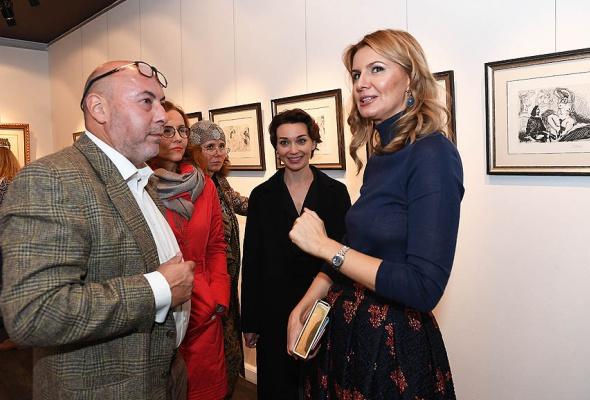 Выставка Пабло Пикассо открылась в Altmans Gallery - Фото №11